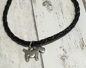 Scottie dog bracelet, Scottie dog jewellery, Scottie dog gift, dog bracelet, dog charm bracelet, dog jewellery, cute charm bracelet, dog