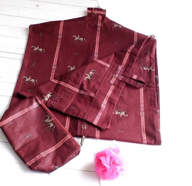 Garment Bag Purple Makeup Bag Dress Bag Mothers Day Gift Garment Carrier A111 Hanging Garment Bag Set