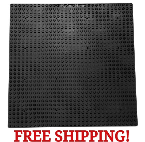 1 Pink 10x10-inch 32x32-stud Brick Building Base Plate For LEGO