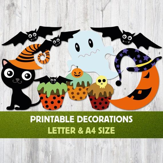 Halloween Wall Decorations Halloween Window Decorations