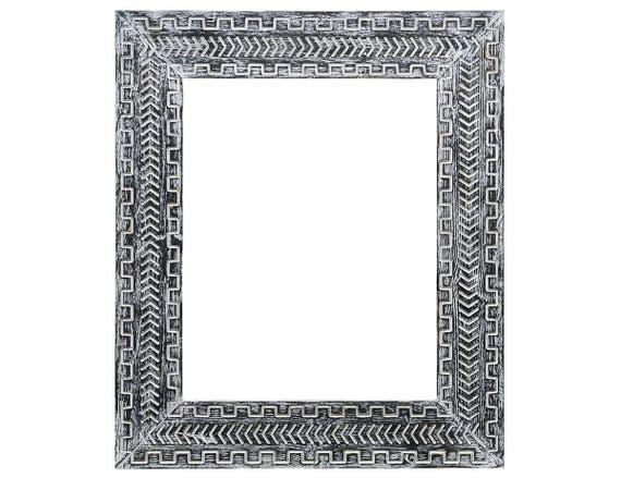 Africa photo frame Maori 40X50 Victorian safari art Amazing | Etsy