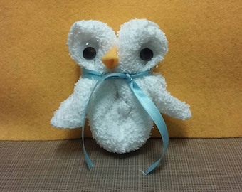 Washcloth owl   Etsy