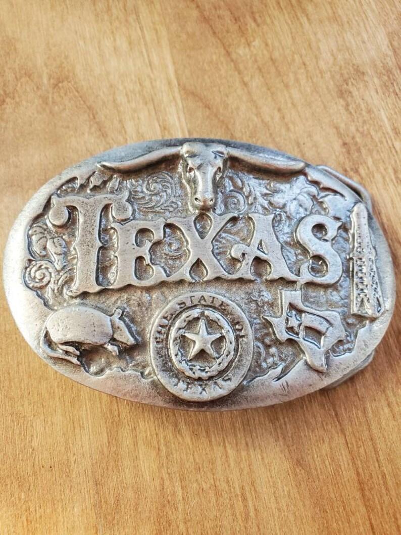 texas western buckle Texas belt buckle Texas buckle belt buckle