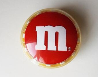 Collectible M&M's candy dispenser (#EV323)