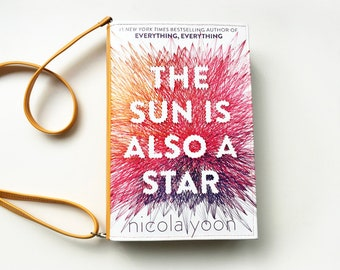 The Sun Is Also a Star Book Bag Nicola Yoon Book Bag