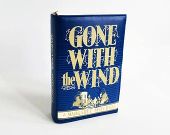 Gone With the Wind Book Bag Margaret Mitchell Book Purse