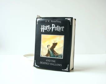 Harry Potter Book Clutch Bookworm Gift