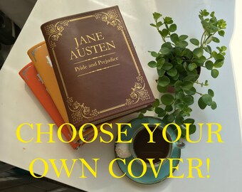 Choose Your Cover Book Bag Book Purse of Your Choice Book Bag Upon Request