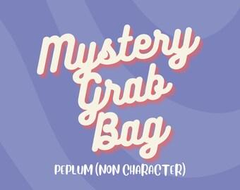 Mystery Grab Bag! Peplum (non-character)