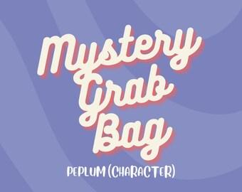 Mystery Grab Bag! Peplum (character)