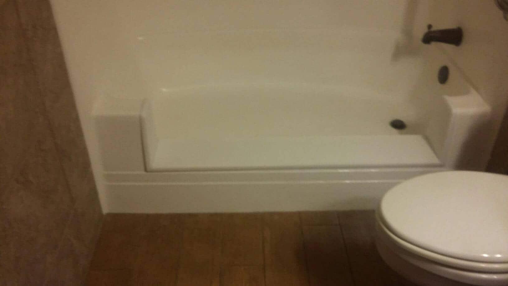 Beau Custom EXTRA LONG   Bathtub To Walk In Shower Conversion Kit
