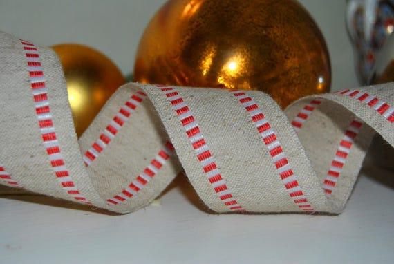 Filaire à bords paillettes ruban 50 mm Large-Or