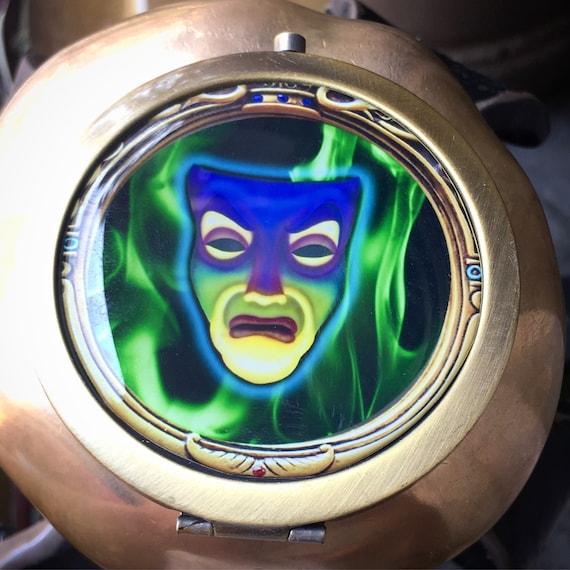 Magic Mirror Compact Evil Queen Snow White Etsy