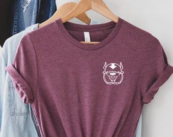 Appa Tshirt, Appa Avatar Shirt, Momo Appa Tshirt, Avatar The Last Airbender Sweatshirt, Funny Avatar T shirt