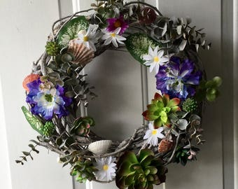 Spring/ Summer Wreath
