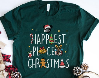 4294d4871 Disney holiday shirts, Very merry Christmas party shirt, Disney Christmas  shirts, The most wonderful time to wear ears, Disney world tee