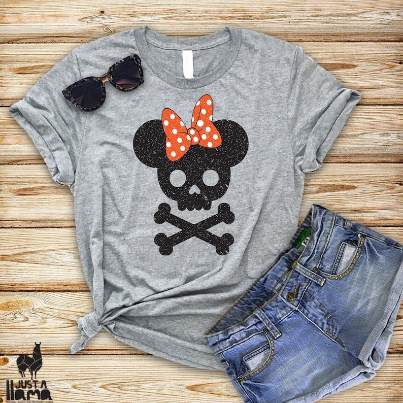 669cdcf0792 Disney Halloween Shirt Minnie Boo Disney Halloween Shirts