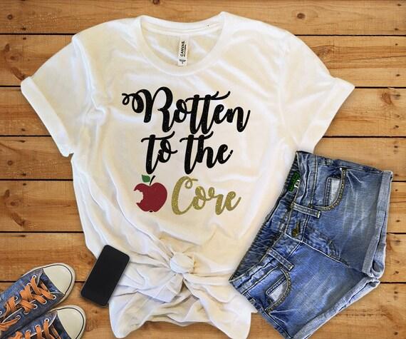 6c7268084cea4 Disney Villain Disney Shirts Snow White Snow White Tee