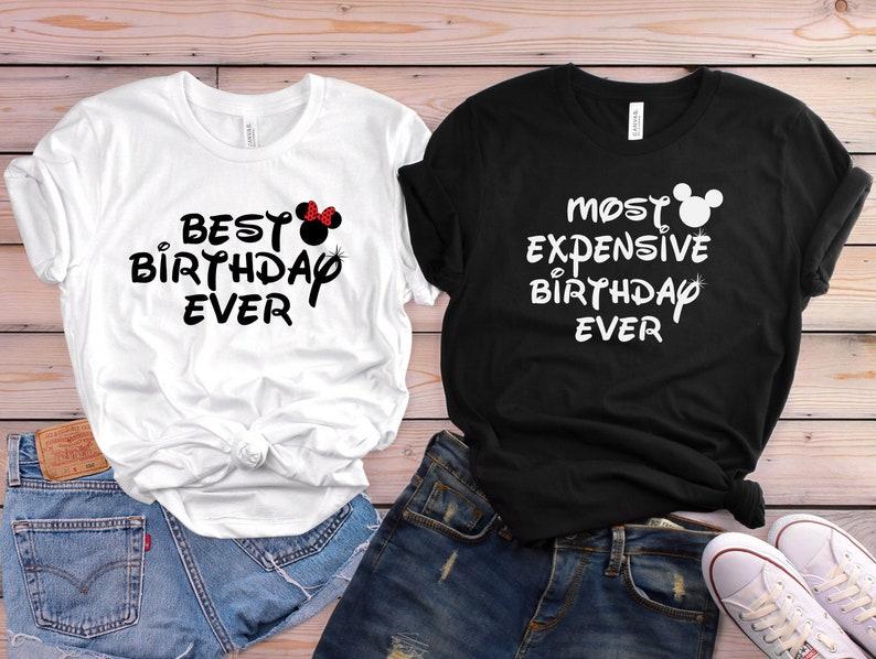 6c178cc9b373 Disney couple shirts Disney matching shirts Disney Birthday
