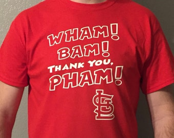 St Louis Cardinals - Pham Shirt