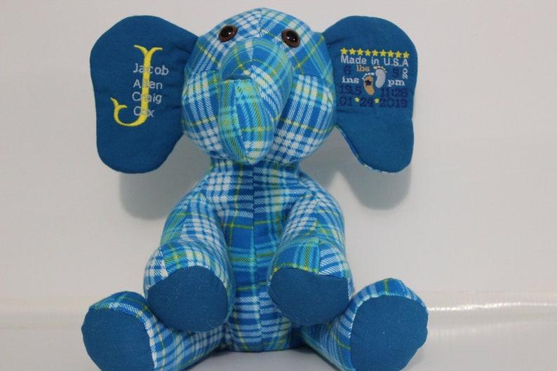 Personalised Baby Memorial Teddy BearMemorial KeepsakeRemembrance Gift