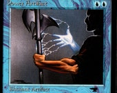 Magic the Gathering Antiquities Power Artifact Single Card