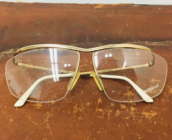 Vintage 1980s French-made Cacharel Frames