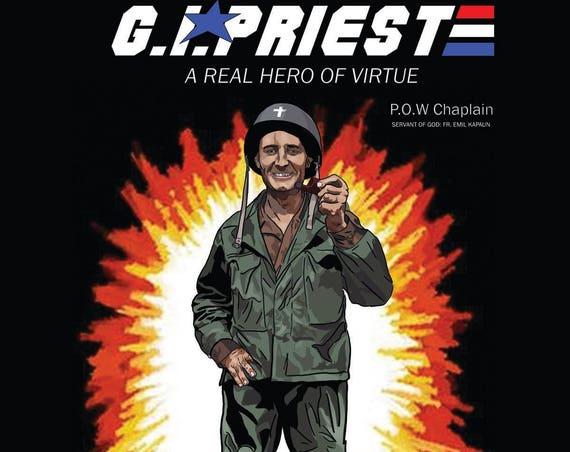 Servant of God: Fr. Emil Kapaun Poster