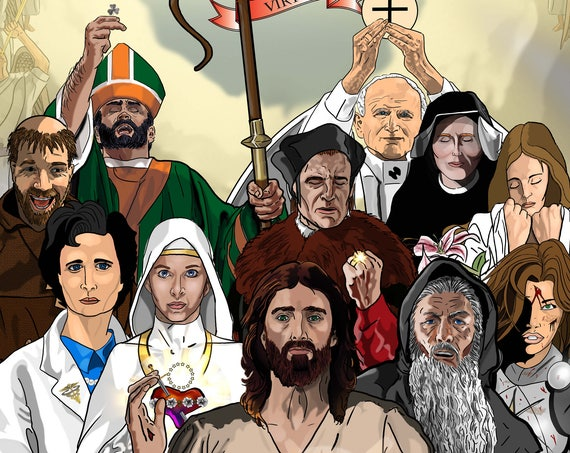 Heroes of Virtue Poster