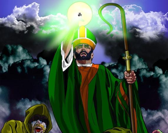 St. Patrick Poster