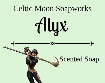 Alyx Scented Soap - Jasmine Lilac Vegan Soap