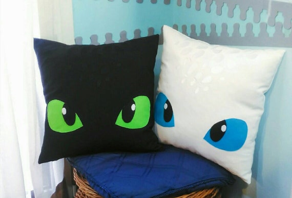 toothless body pillow