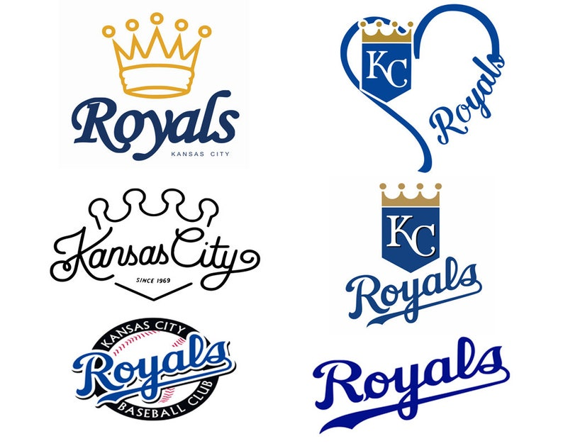 7108df5787b7 Kansas City Royals Svg Eps Dxf Png Pdf Instant