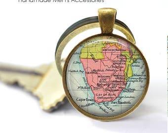 South africa key fob | Etsy