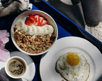 CLASSIC Salty-Sweet Olive Oil Granola (3 12-oz pouches)