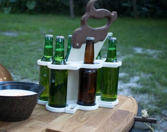 RangerWood Saw Beer Caddy