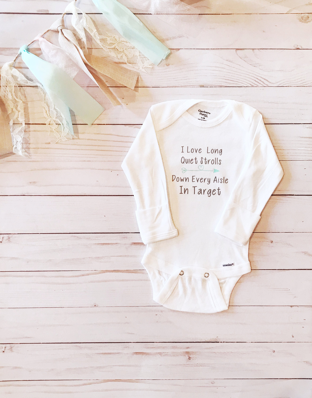 a343fcc14 Funny Onesie® Target Shirt Target Baby Onesie® Baby | Etsy