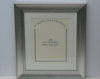 Silver Picture Frame, Silver Photo Frame, Wooden Picture Frame, Wooden Photo Frame, Handmade Photo Frame, Handmade Picture Frame