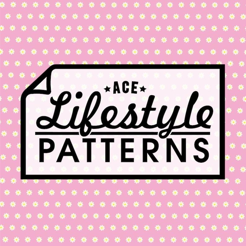Pink Daisies 1 Yard Ace Lifestyle Pattern Heat Transfer Vinyl