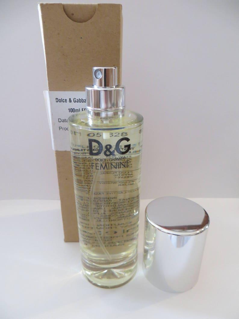 Dolceamp; Fl 100ml 4 For oz Rare Eau Toilette By Very Women Gabbana 3 De Feminine Discontinued 7bg6fy