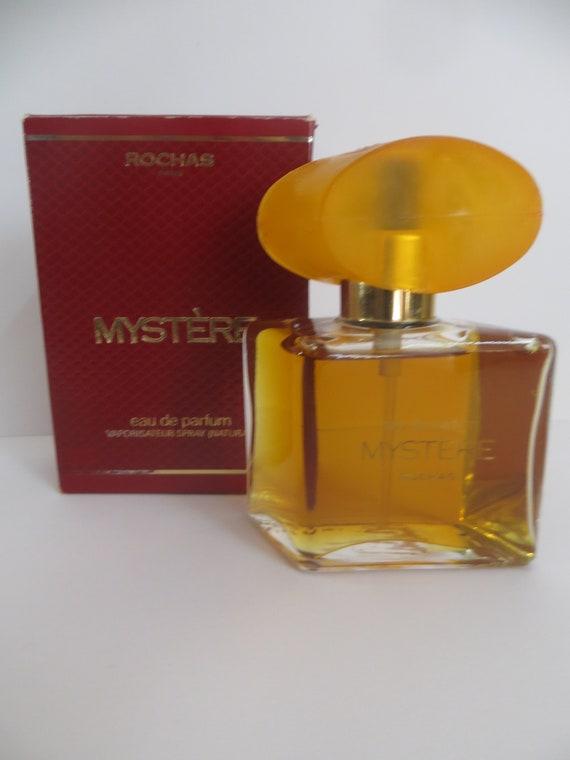Discontinued Parfum Mystere De Rochas 50mlRare Eau For Women N8XOPkn0w