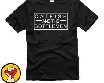 b262f0271 Catfish and the Bottlemen Music Band Men's Women's Unisex Clothing Top Tee  Tshirt More Colors XS - 2XL