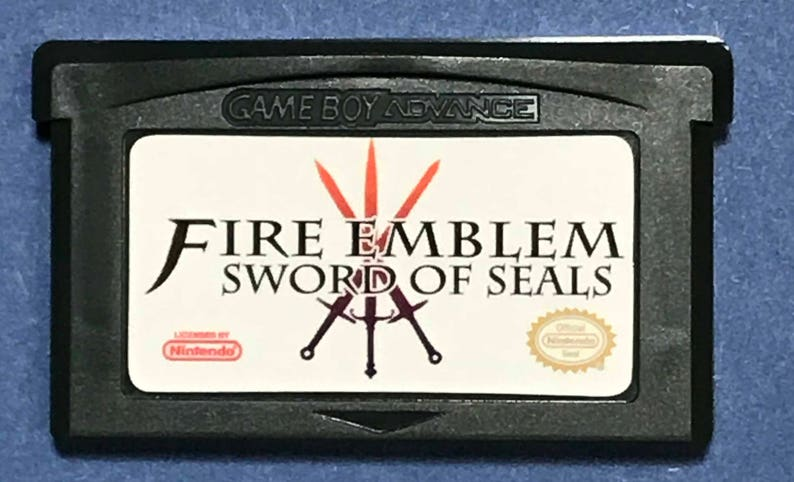 Fire emblem sword of seal rom | Fire Emblem: The Blazing Blade  2019