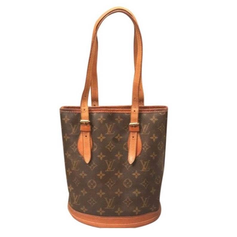 fcbc8f660824 A Vintage Louis Vuitton Bucket PM or GM