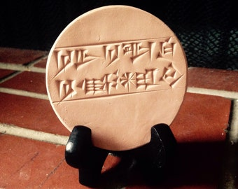 Wanting More Riches When Already Wealthy is Offensive to a God: Ancient Sumerian Proverb on a Clay Tablet