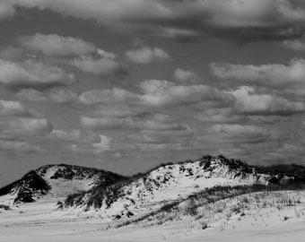 Clouds & Dunes