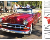 Items similar to 1954 Chevy, Bel Air Rag top,Download file