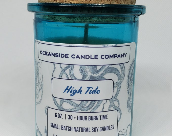 High Tide - 6 oz Soy Candle