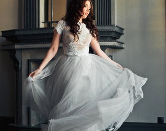 Alternative Wedding Dress Etsy