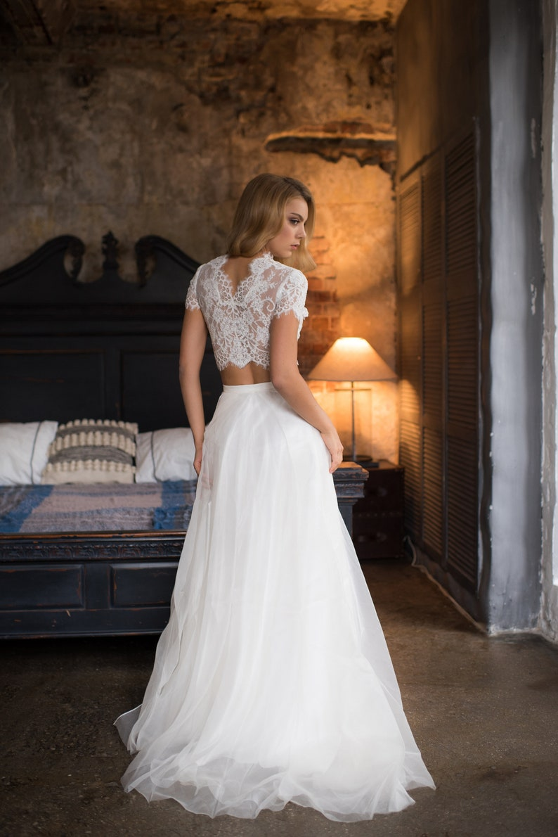 Hochzeitskleid image 6